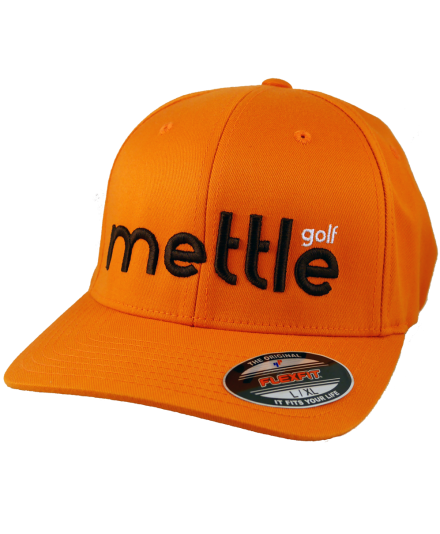 Mettle Hat – Orange