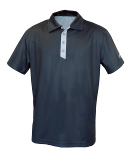 The Signautre Polo – Dark Grey/Light Grey