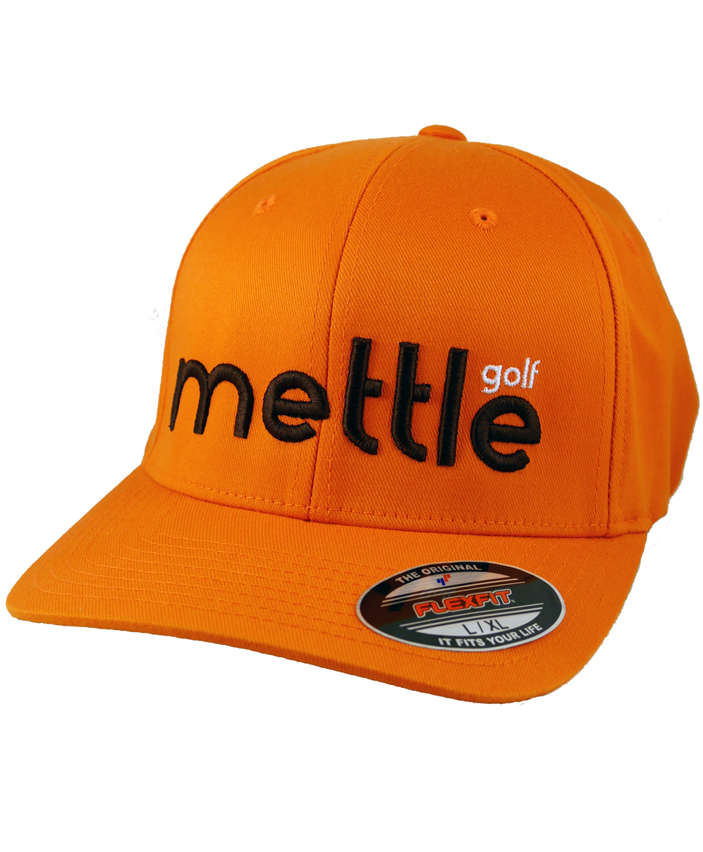 5a246c91f7b Mettle Hat - Orange - Mettle Golf
