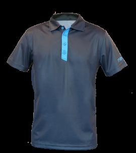 The Signautre Polo – Grey/Blue