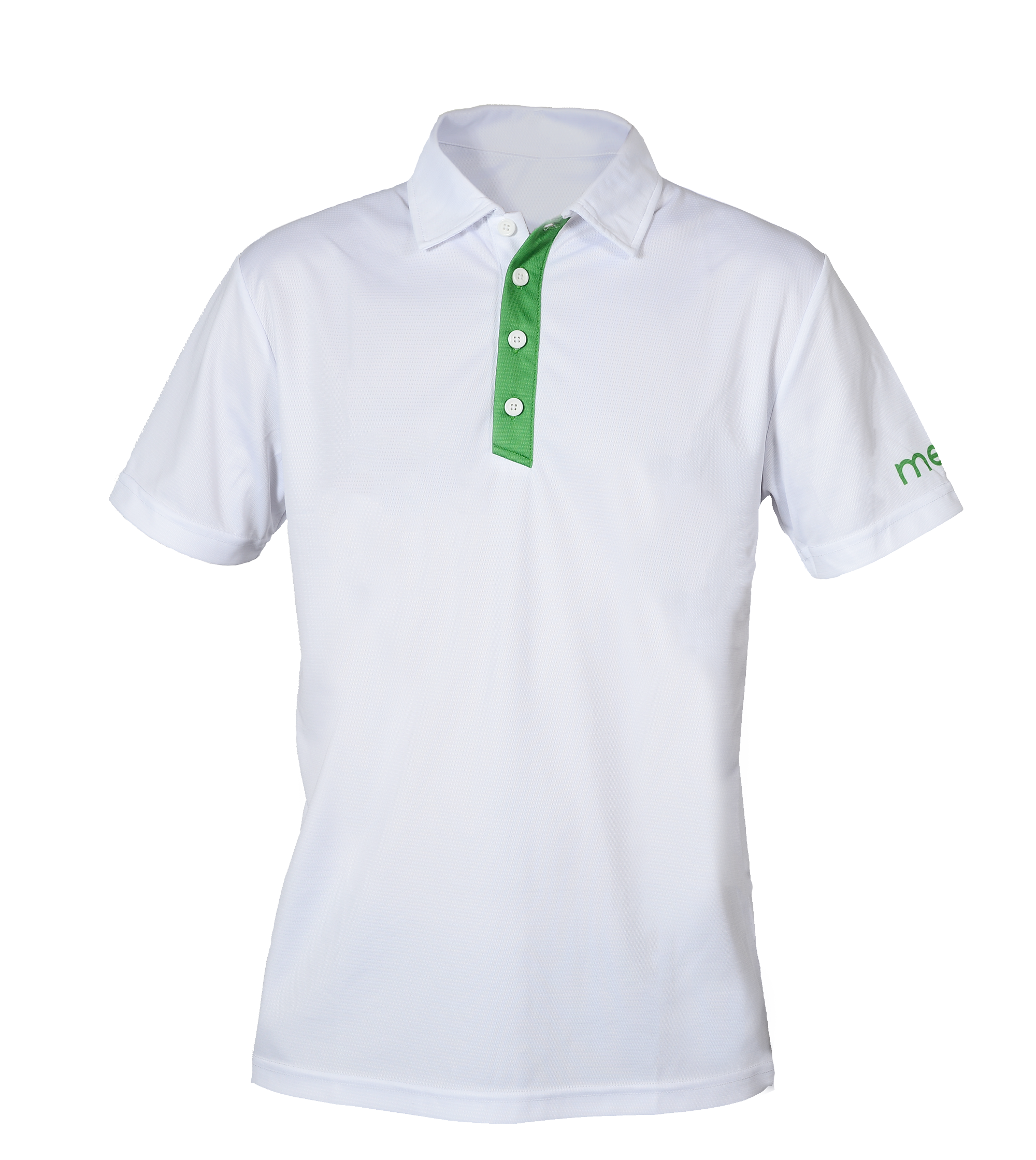 The Signautre Polo Whitegreen Mettle Golf Test Itmettle Golf
